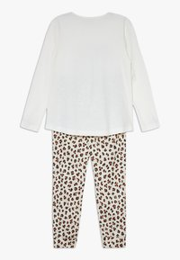 Benetton - SET - Pijama - white - 1
