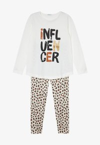 Benetton - SET - Pijama - white - 4