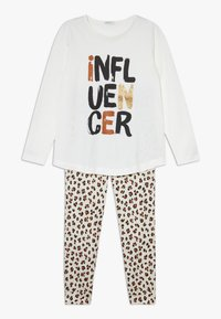 Benetton - SET - Pijama - white - 0