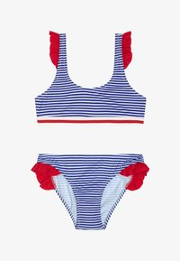 Benetton - Bikini - blue/white/red - 2