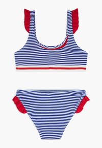 Benetton - Bikini - blue/white/red - 1