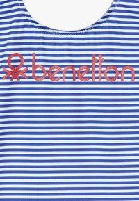 Benetton - BATHING SUIT - Badpak - blue - 4