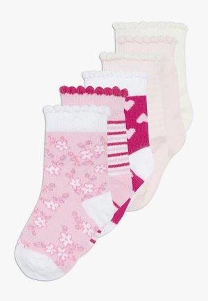 6 PACK - Ponožky - multi-coloured