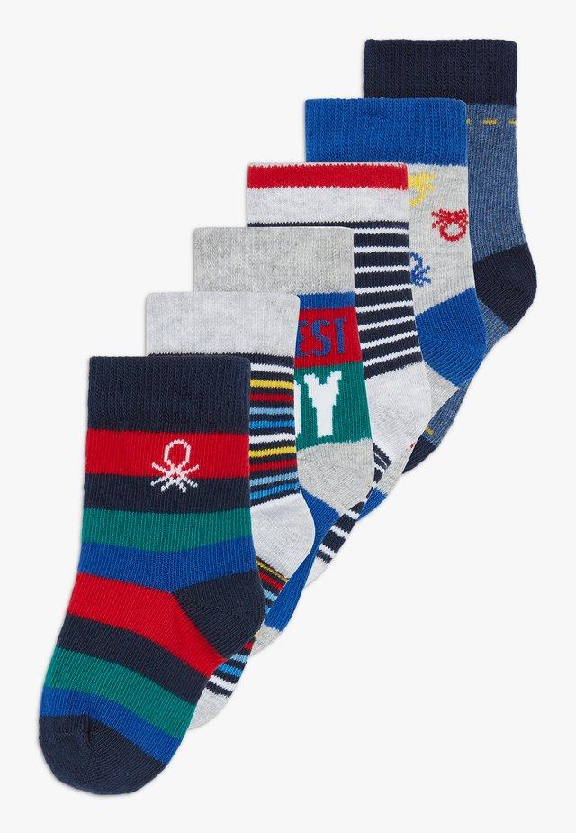 6 PACK - Socken - multi-coloured
