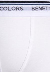 Benetton - 2 PACK - Culotte - white - 2