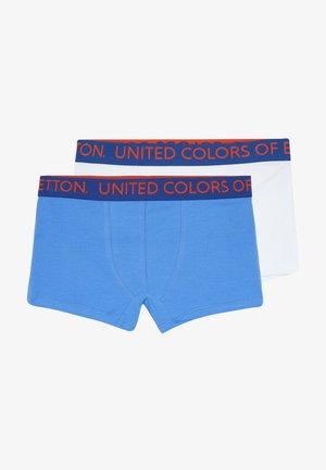 2 PACK - Boxerky - blue