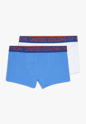 2 PACK - Shorty - blue