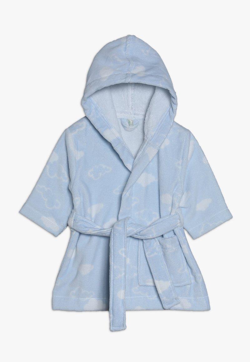 Benetton - BATH GOWN - Dressing gown - light blue
