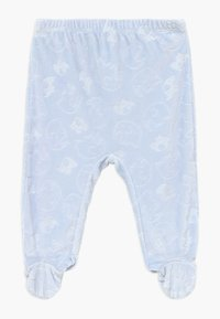 Benetton - PYJAMA JACKET TROUSER  - Pyžamová sada - light blue - 2