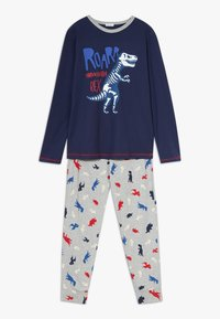 Benetton - SET - Pijama - dark blue - 0