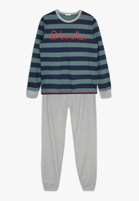 Benetton - SET - Pijama - grey - 0