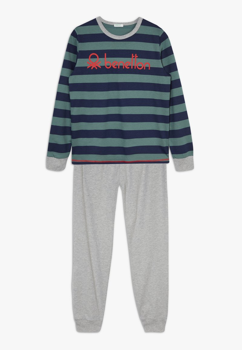 Benetton - SET - Pijama - grey
