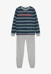 Benetton - SET - Pijama - grey - 4