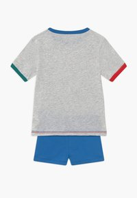 Benetton - PYJAMA T-SHIRT SHORT - Pijama - grey - 1