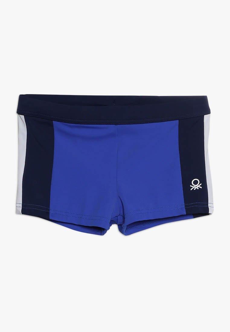 Benetton - SWIM TRUNKS - Badehose Pants - blue