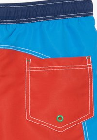 Benetton - SWIM TRUNKS - Uimashortsit - red - 4