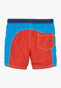 Benetton - SWIM TRUNKS - Uimashortsit - red - 1