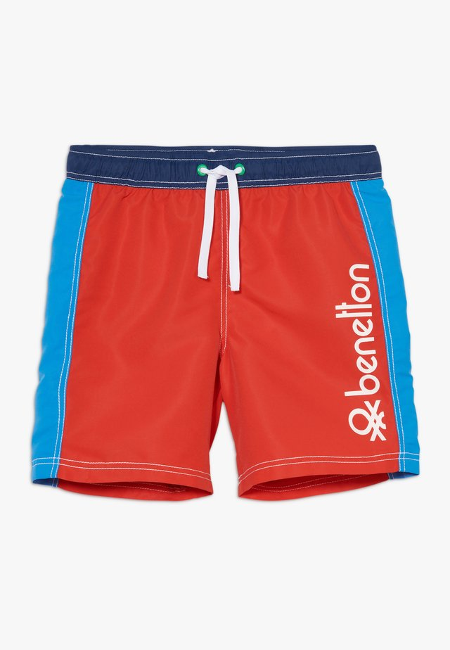 SWIM TRUNKS - Shorts da mare - red