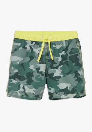 SWIM TRUNKS - Uimashortsit - khaki