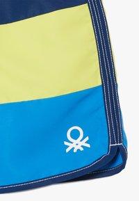 Benetton - SWIM TRUNKS - Shorts da mare - blue - 2