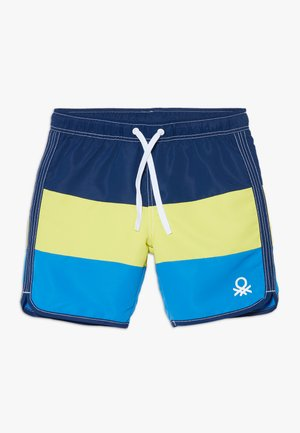 SWIM TRUNKS - Plavky - blue