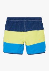 Benetton - SWIM TRUNKS - Shorts da mare - blue - 1