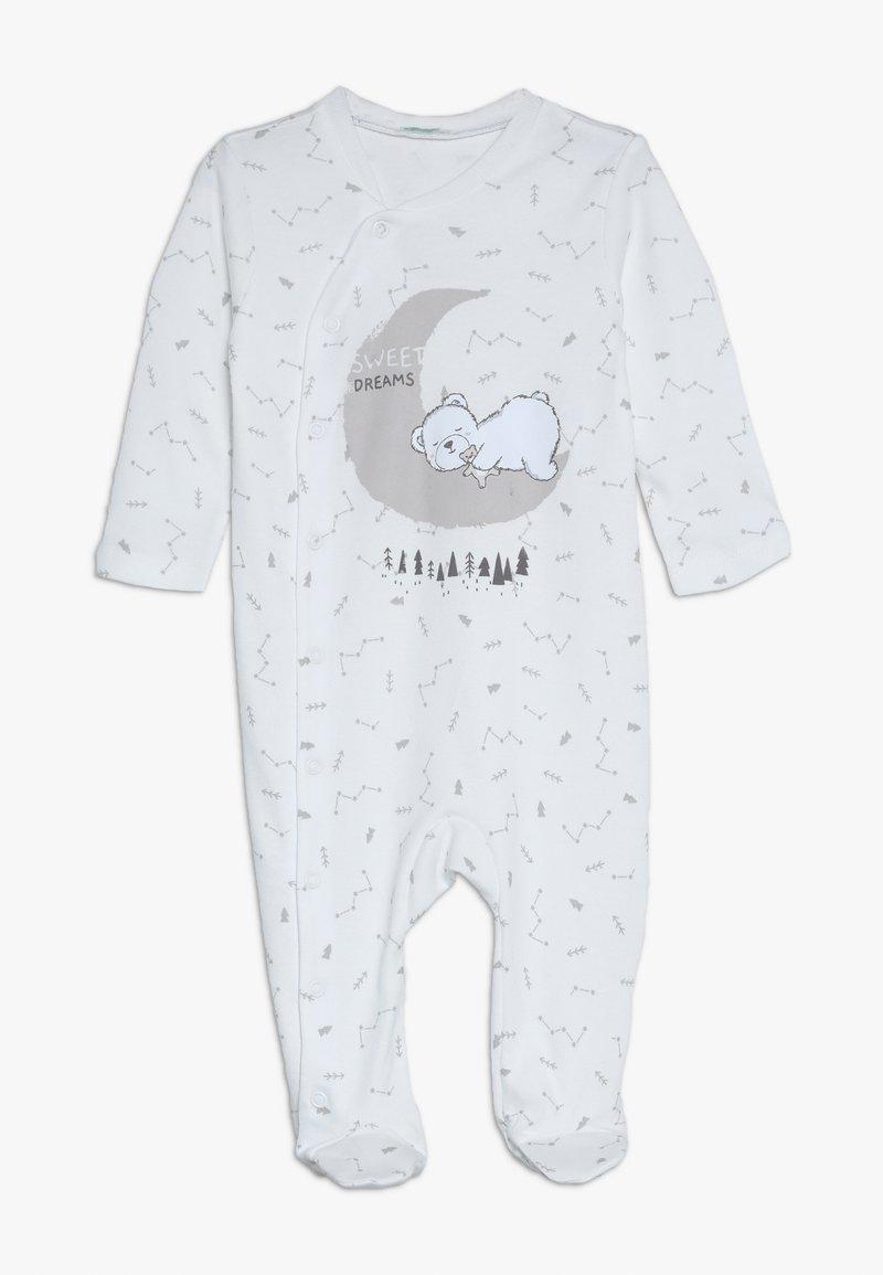 Benetton - Pyjama - offwhite