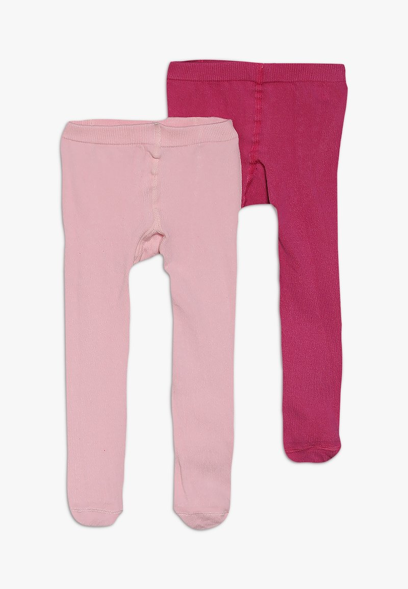 Benetton - TIGHTS BABY 2 PACK - Strumpfhose - pink