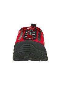 18CRR81 Cerruti - Walking trainers - red - 5