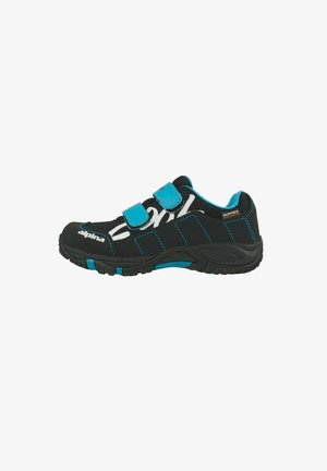 Walking trainers - black