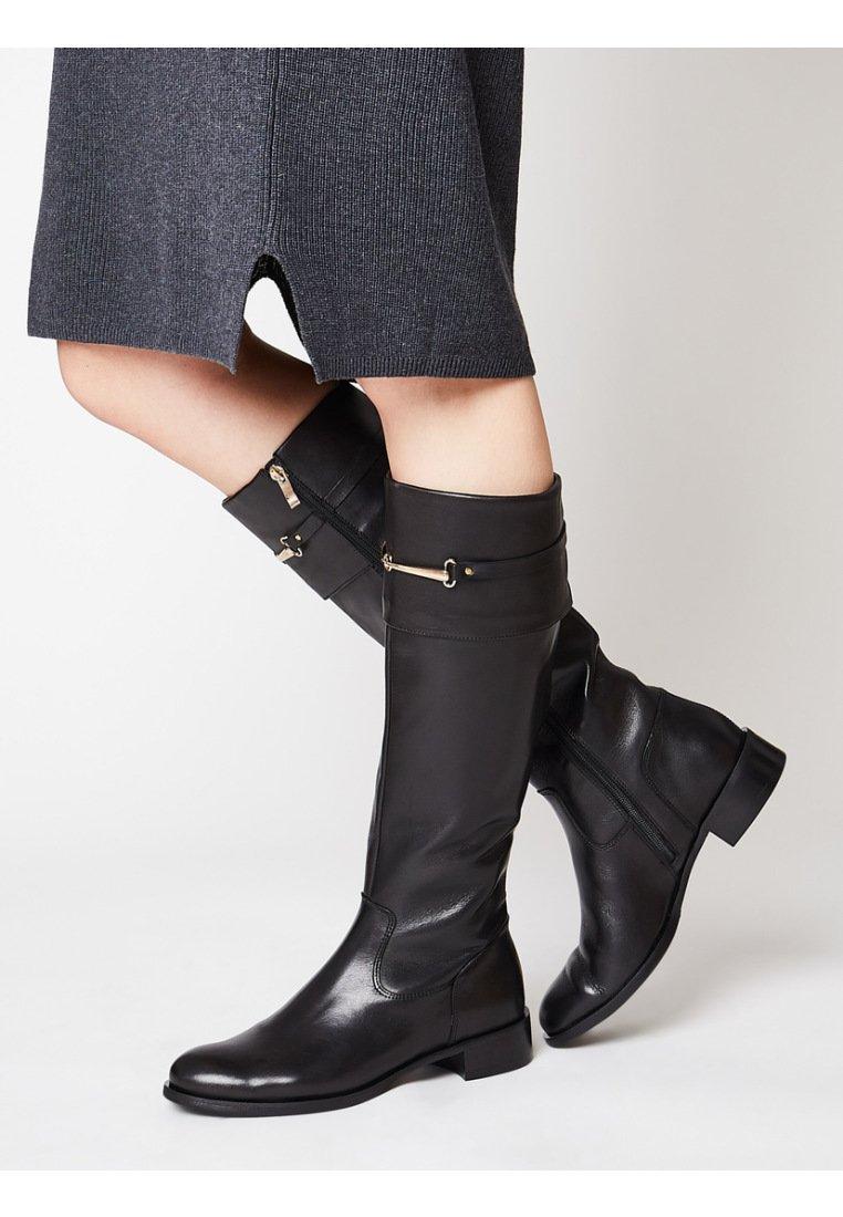 DreiMaster - Stiefel - schwarz