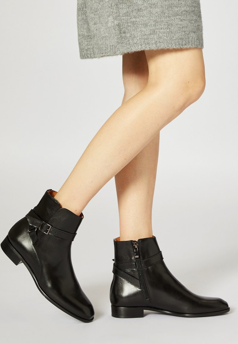 Dreimaster - Bottines - black