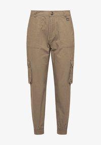 DreiMaster - Kalhoty - brown - 4