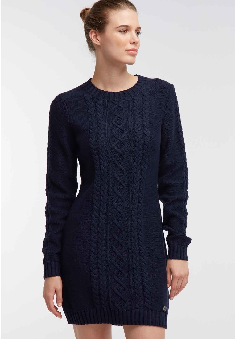 Dreimaster - Robe pull - dark blue