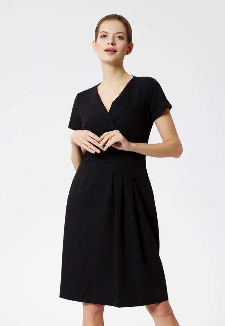 Dreimaster - Day dress - black