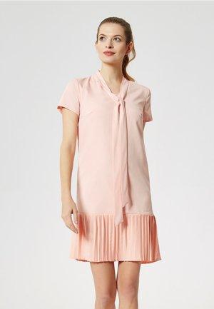 Jumper dress - pastel pink