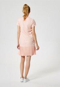 DreiMaster - Abito in maglia - pastel pink - 2