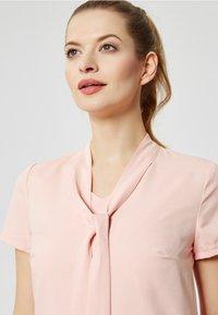 DreiMaster - Abito in maglia - pastel pink - 3