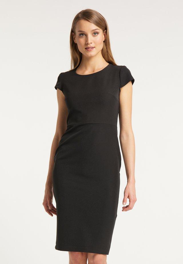 DREIMASTER ETUIKLEID - Etui-jurk - schwarz