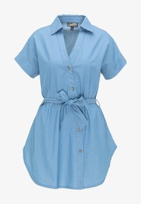 DreiMaster - Denim dress - blau - 4