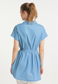 DreiMaster - Denim dress - blau - 2