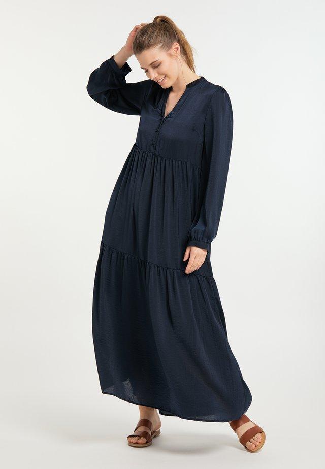 MAXIKLEID - Maxi dress - marine