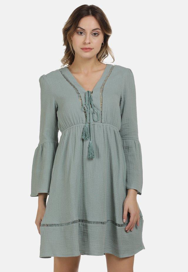 Day dress - minze