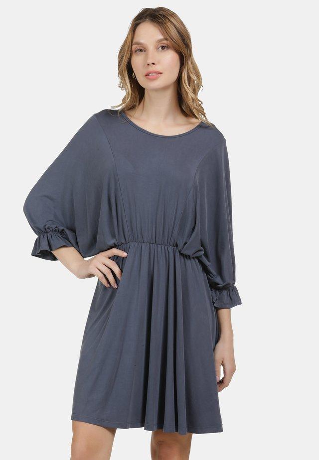 KLEID - Jersey dress - marine