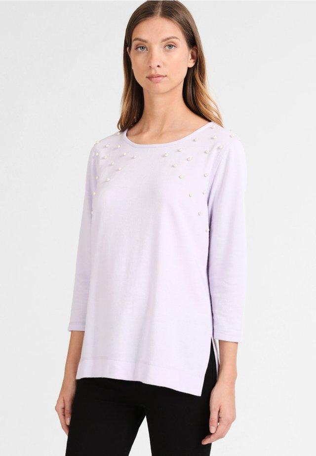 Camiseta de manga larga - hellflieder