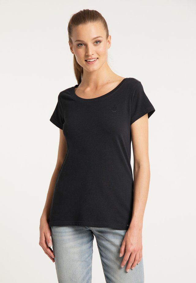 T-SHIRT - T-shirt basic - black