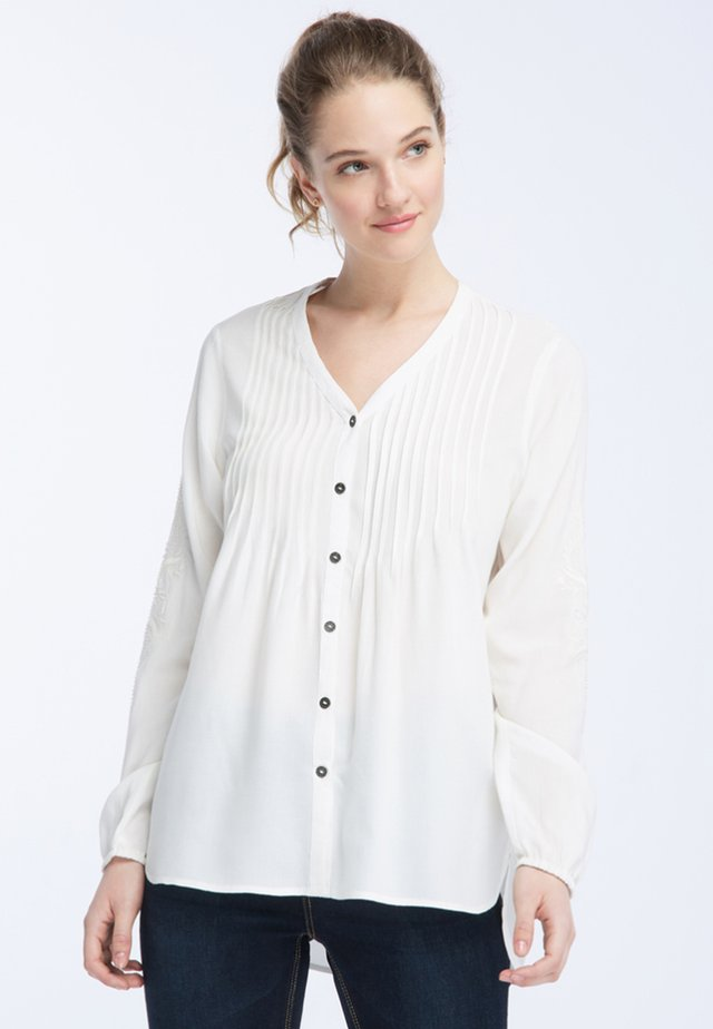 Camisa - wool white