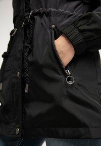 DreiMaster - Light jacket - black - 3