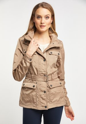 Outdoor jacket - bright sand