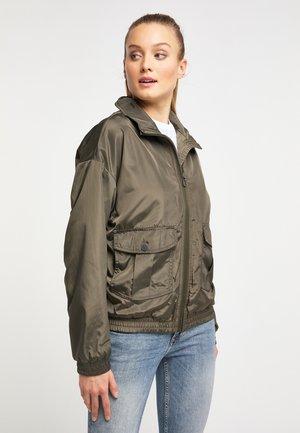 Training jacket - olive